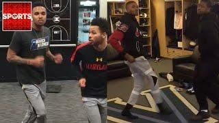 """New """"My Boo"""" Dance Is TAKING OVER Basketball [#RunningManChallenge]"""