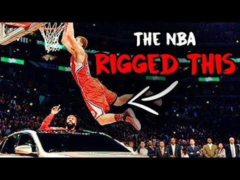 The NBA's Dark Truth: Proof the 2011 Dunk Contest was Rigged thumbnail