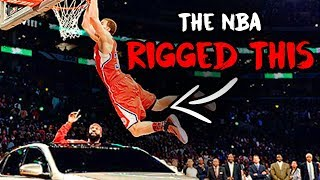 The NBA's Dark Truth: Proof the 2011 Dunk Contest was Rigged