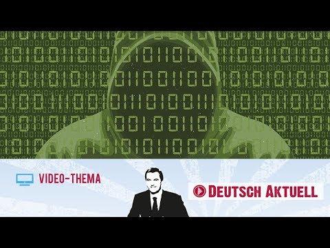 Hacker im Auftrag des Staates | Deutsch lernen mit Videos