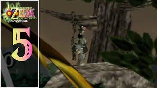 The Legend Of Zelda Majora's Mask Randomizer Episode 5 Bulls Eye
