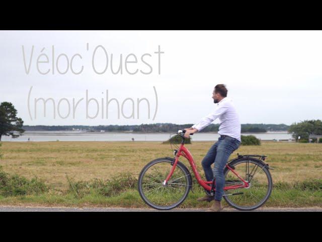 Véloc'Ouest - Ma démarche Green Morbihan