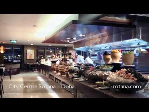 Restaurants @ City Centre Rotana Doha - Qatar