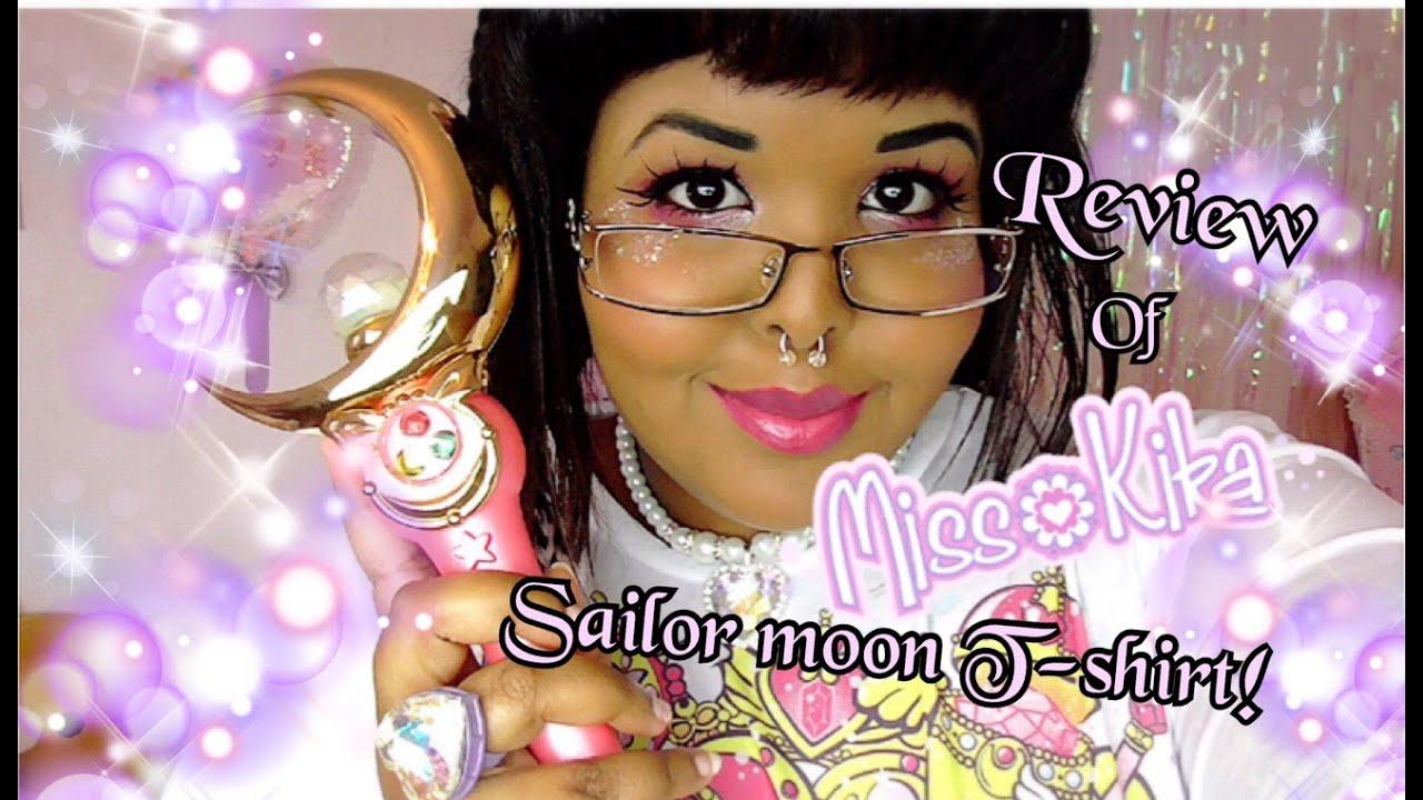 Review: Miss Kika Sailor moon T-shirt!