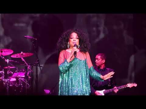 Diana Ross - Baby Love - Brand New Day Tour 2019 - Augusta, GA 1/12/19 Mp3