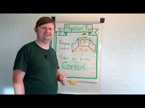 Flipchart Tips With Carsten Lützen