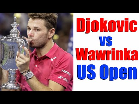 Stan Wawrinka vs Novak Djokovic US Open Final 2016