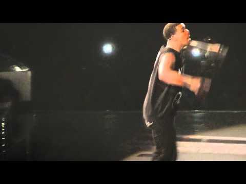 Drake Worst Behaviour O2 Arena London 24.03 2014