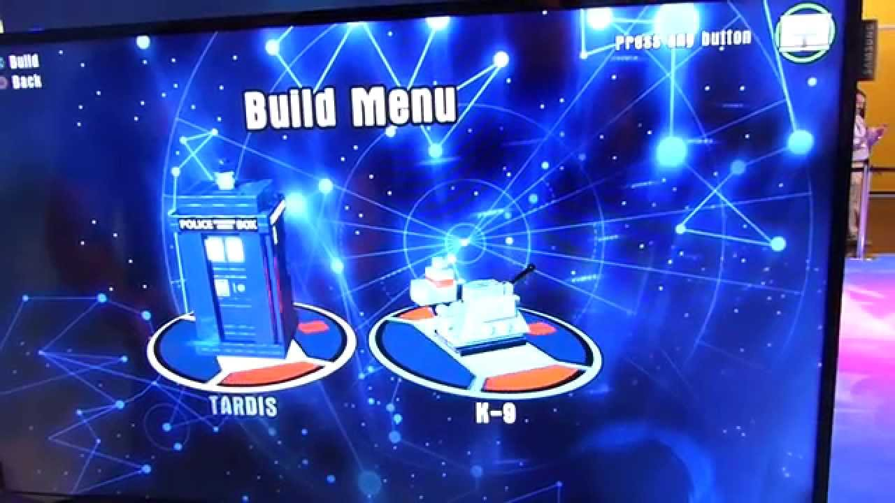 Lego level pack: doctor who instructions 71204, dimensions.