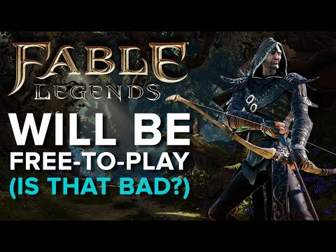 Fable Legends will be Free-To-Play (and a bit of new PC Gameplay)