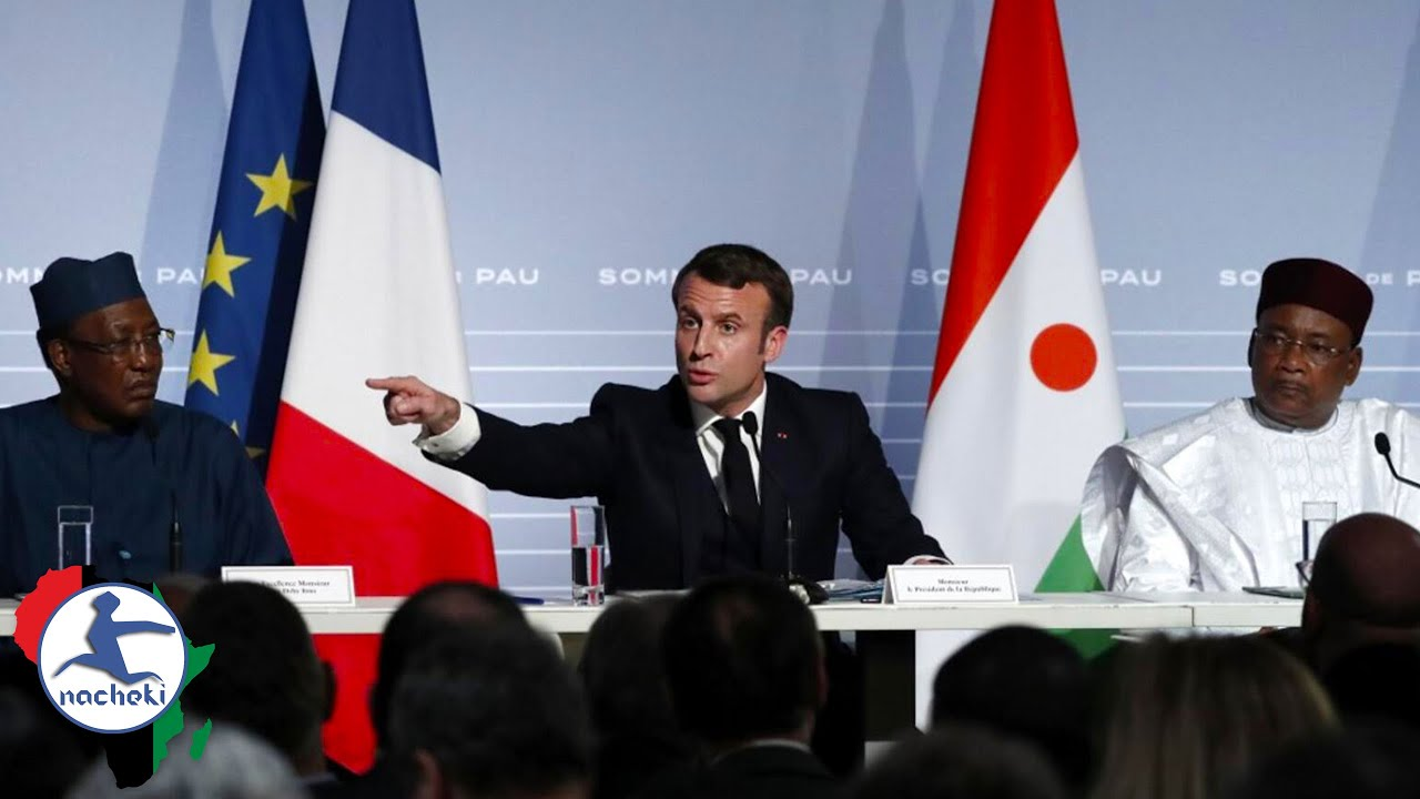Macron says French Military in Africa is Here to Stay Also Wants USA to Join Them