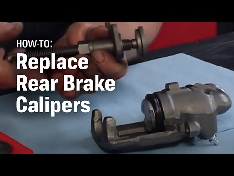 Brake Job Series - Rear Caliper Replacement