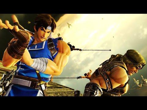 Vampire Slayers   Super Smash Bros. Ultimate Simon / Richter Montage thumbnail