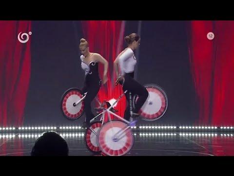 ČESKO SLOVENSKO MÁ TALENT 2016 - FINÁLE - Act 4 Slovakia