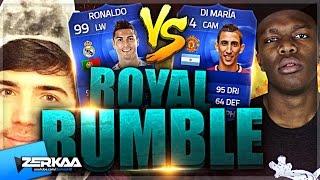 zerkaa vs ksi   toty royal rumble   fifa 15 ultimate team