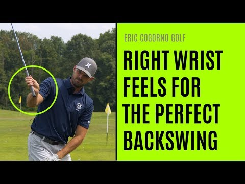 GOLF: How To Make The Perfect Backswing - Right Wrist