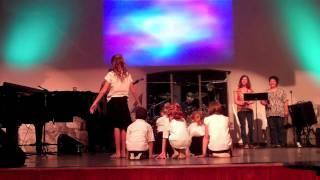 BVCC Children Praise Dancers