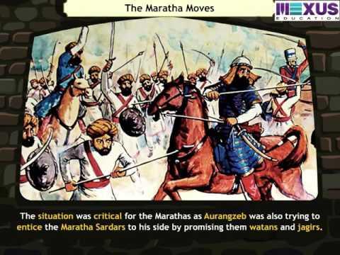 The Maratha War of Independence - (Social Science) - Iken School - (English audio)
