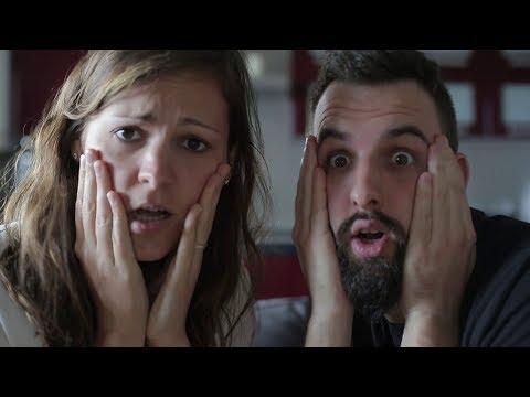 Ouverture de bal originale avec vidéo d'intro - Mariage de Julie et Jérémy