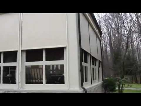Motorized Outdoor Shades & Window Treatments In Columbus, OH Area