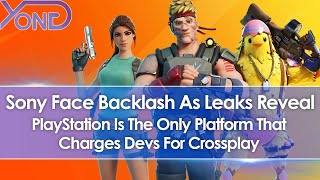 Sony Face Backlash, Leaks Reveal PlayStation Is The Only Platform To Charge Devs For Crossplay