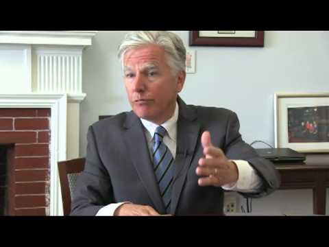 Marty Meehan Interview Part 6 - Transformation of UMass Lowell