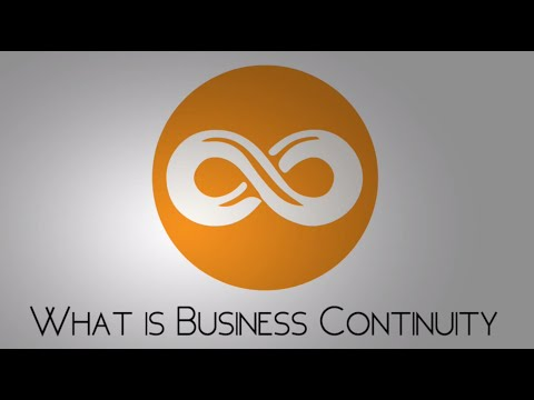 WHAT IS BUSINESS CONTINUITY