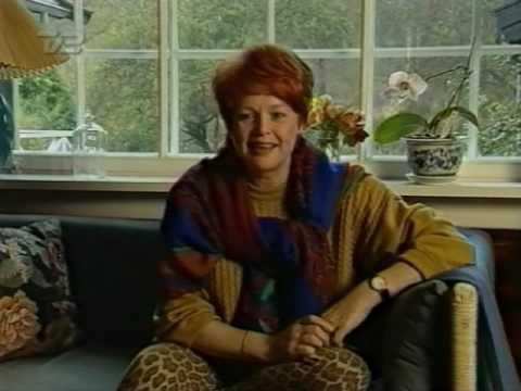 TV2 portræt af Ghita Nørbye (1994)