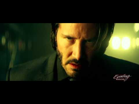 KEANU REEVES on John Wick, Constantine, and Making Action Films at Age 50