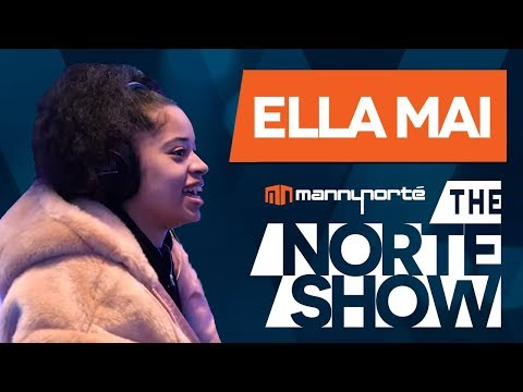 Ella Mai Talks Chris Brown, Chip, New Music & More With Manny Norte