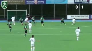Hoofdklasse Hockey (M): BHV Push - HC Rotterdam 0-7
