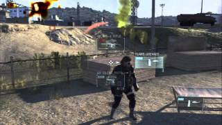 PS3 Longplay [092] Metal Gear Solid V Ground Zeroes (part 2 of 2)