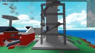 Roblox Natural Disaster Survival Gameplay Kein Kommentar: Pt. 1