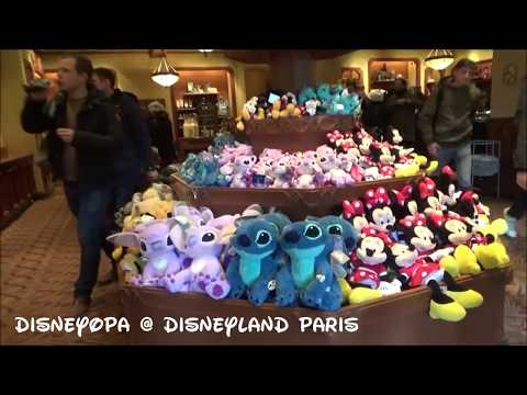 Disneyland Paris Tower Hotel Gifts Shop DisneyOpa