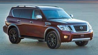 Nissan Armada 2017 Обзор