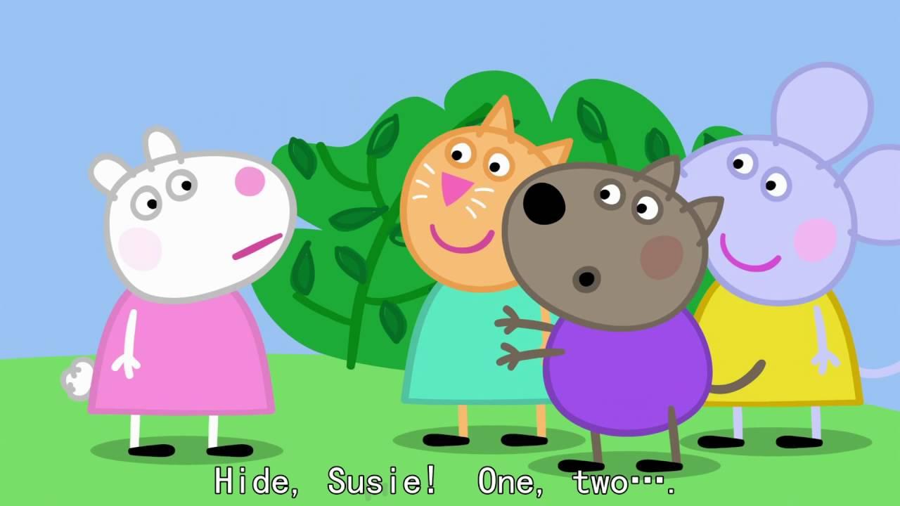 Peppa Pig - Freddy Fox (27 episode / 3 season) [HD]
