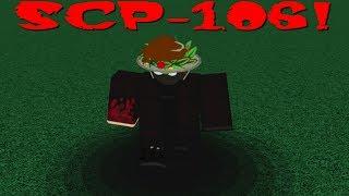 Roblox Script Showcase SCP 106!