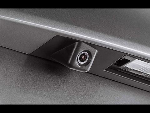Замена штатной камеры заднего вида Hyundai ix35, Tucson, Elantra на не оригинальную