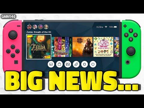Nintendo Switch BIG NEWS Just Dropped...