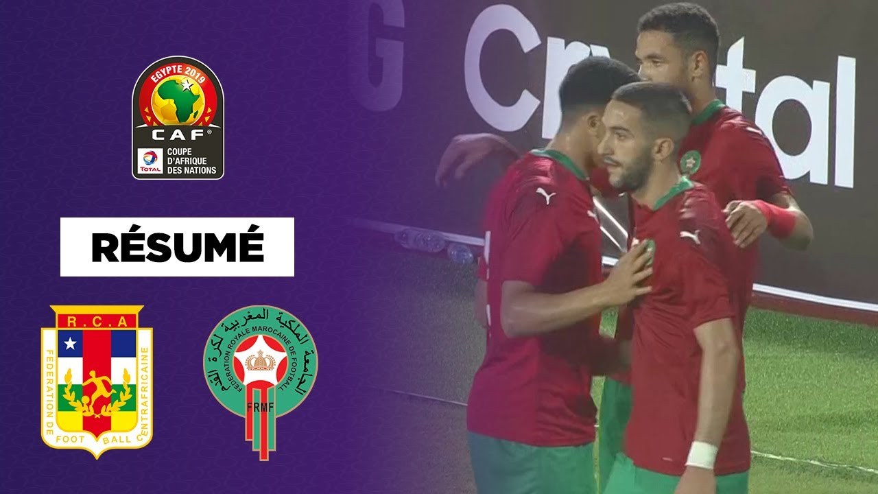 ????????????????  Qualif. CAN 2021 : Le Maroc presque qualifié !