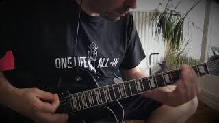 Deviate - Last judgement (featuring Freddy Madball) (Guitar cover)