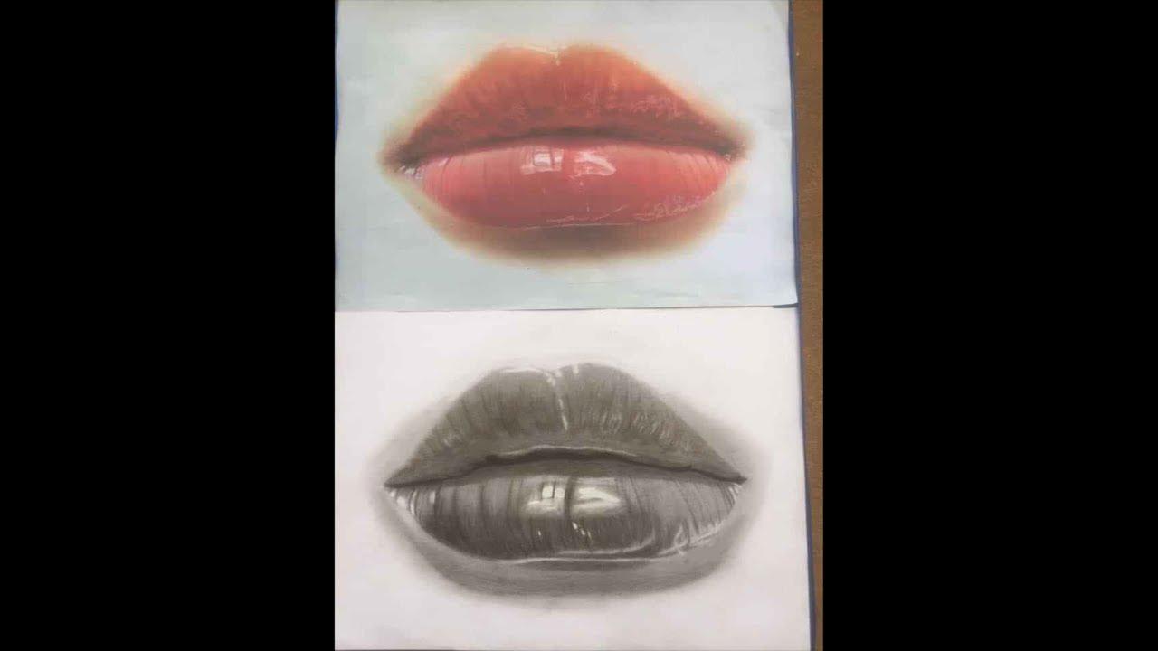 Drawing AZ, Học vẽ chân dung online, bài 114