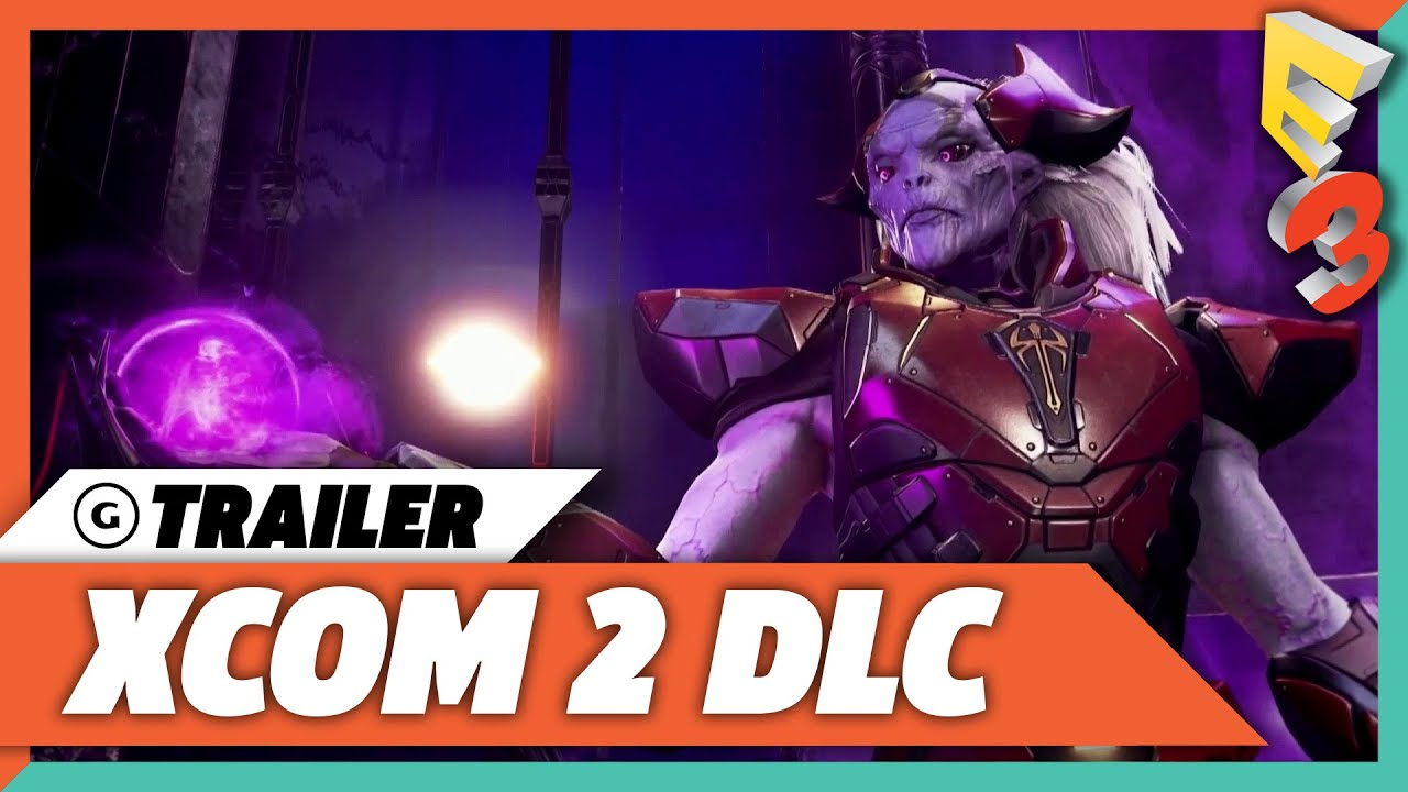XCOM 2: War of the Chosen revealed at the PC Gaming Show