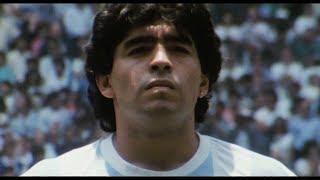 Những hình ảnh chưa từng được công bố về Maradona