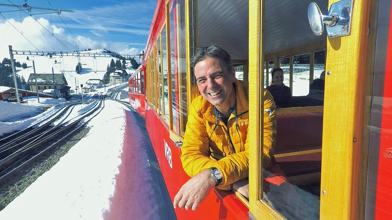 Real Rail Adventures:  Swiss Winter Magic Trailer - copy