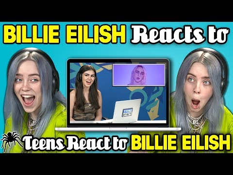 Casey (WDTW) - Billie Eilish Responds To Teens React To Billie Eilish