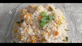 Vegetable Pulao Recipe | वेज पुलाव | Easy Veg Pulao Recipe | Best Pulao Recipe| Baraily