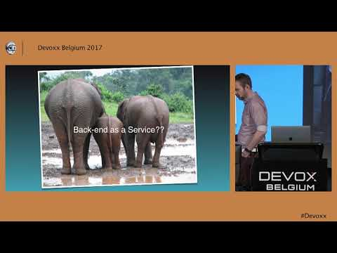 Serverless Deep Dive by Bert Ertman - YouTube