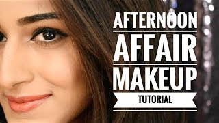 afternoon affair makeup tutorial