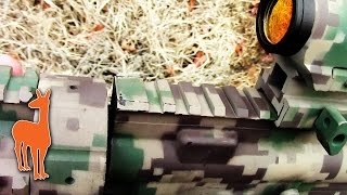 DIY Duracoat FOLLOW-UP - USMC MARPAT Digital Woodland Camo | The Social Regressive
